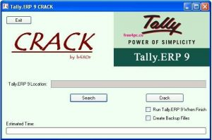 Tally ERP 9 [v6.6.3] Crack+ (Latest) Free Download