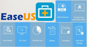 EaseUS Data Recovery Wizard crack + latest Version