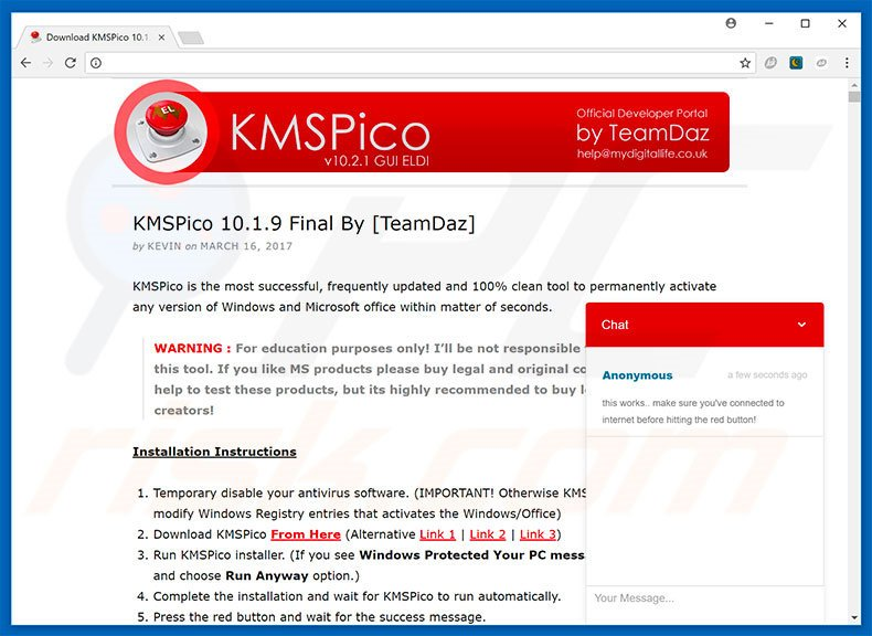 KMSpico Activator crack +Free Download Official Site [2021]
