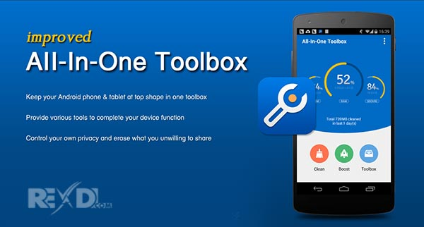 All In One Toolbox Pro APK Crack 8.1.6.1.3 + Latest Version