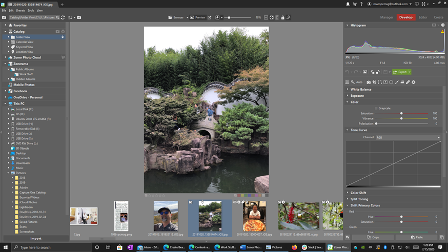 Zoner Photo Studio X 19.2009.2.286 Crack With keygen