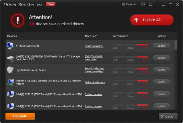 Driver Booster Pro 8.4.0.432 Crack + Serial Key 2021 Free Download