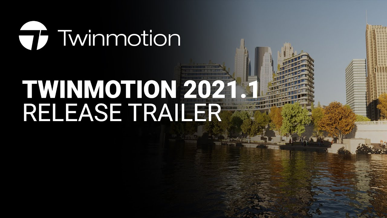 Twinmotion 2021.1 Crack With Activation Key 2021 Free Download